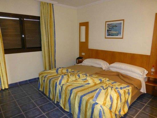 THe Mirador Papagayo Hotel: Apartment bedroom