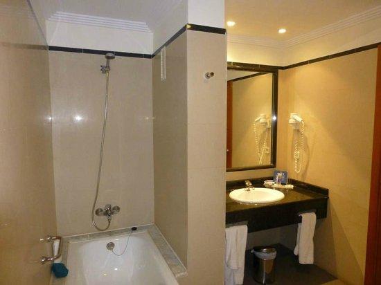 THe Mirador Papagayo Hotel: Apartment bathroom