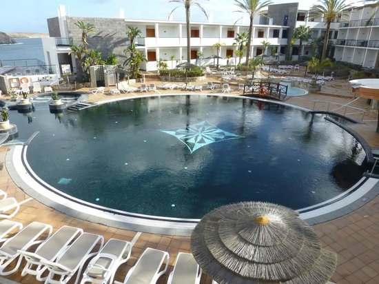 THe Mirador Papagayo: Main hotel pool