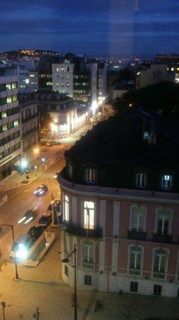 Holiday Inn Express Lisbon - Av. Liberdade: Vista