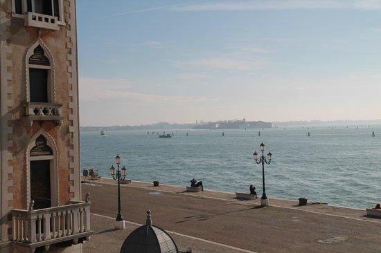 Hotel Ca' Formenta: Vue de la chambre...