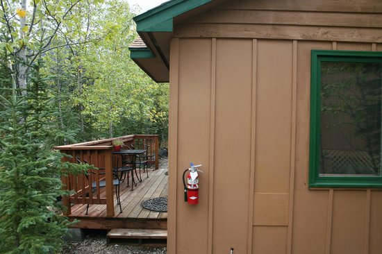 McKinley Creekside Cabins: 2