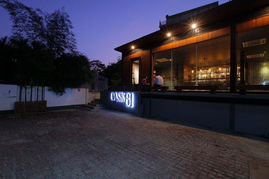 Cask 81 Whisky Bar: Bar Compound