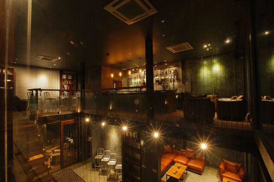 Bar Decoration Picture Of Cask 81 Whisky Bar Yangon