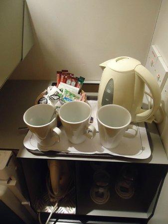 Best Western Grosvenor Hotel: Tea or Coffee