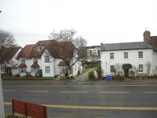 Best Western Grosvenor Hotel: View