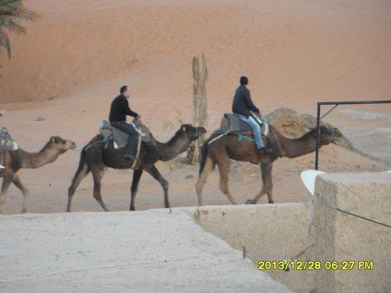Hotel Riad Ali: vista desde la terraza