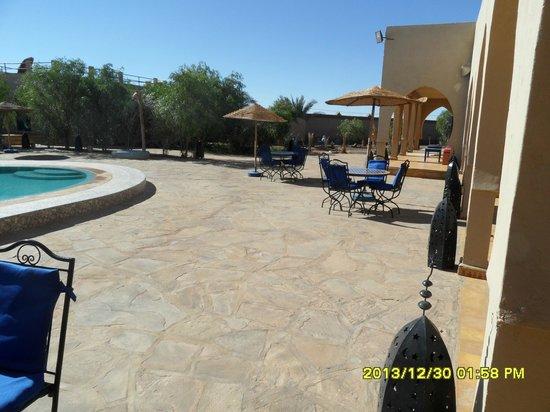 Hotel Riad Ali: riad