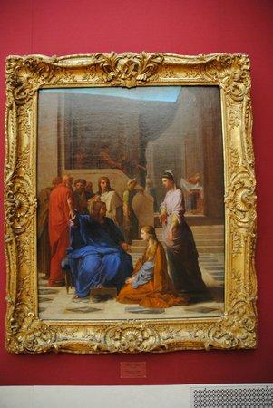 Alte Pinakothek: Pinturas na Pinacoteca (foto por eu mesmo).