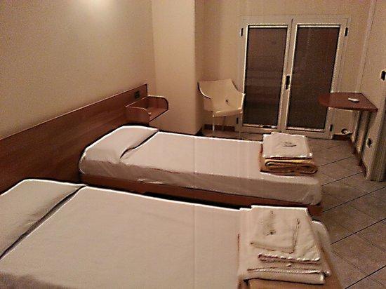 Hotel Ristorante Pizzeria Grillo Verde : albergo