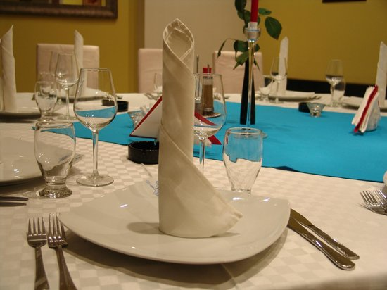 Ristorante Neptunus: Private seating