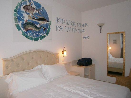 Hotel Sovrana: camera superior
