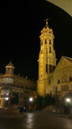 Parador de Antequera: una de tantas iglesias