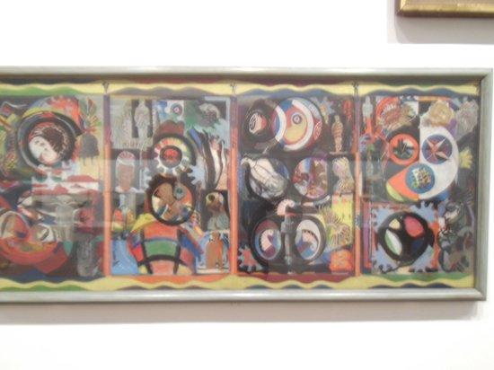 Tate Modern : Modern Art.