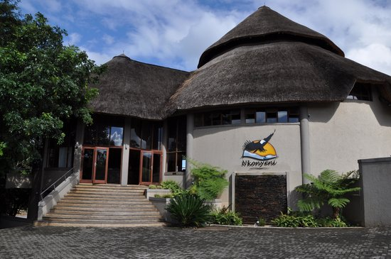 Nkonyeni Lodge & Golf Estate Hotel: The Lodge