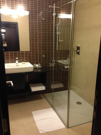 Hotel Jarun: Bathroom