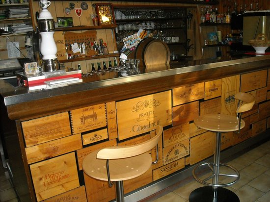 Hotel Al Boccalino : Bar