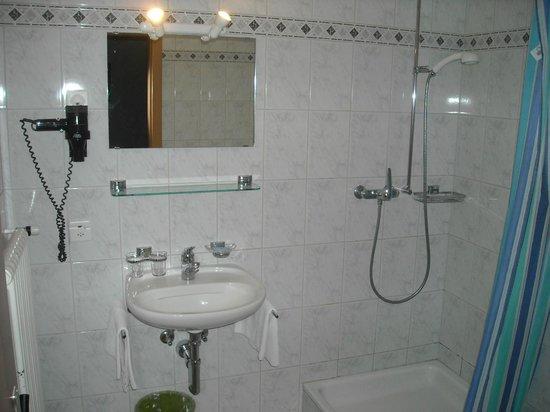 Hotel Al Boccalino : Badezimmer