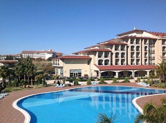 Paloma Oceana Resort: Great view from the balacony