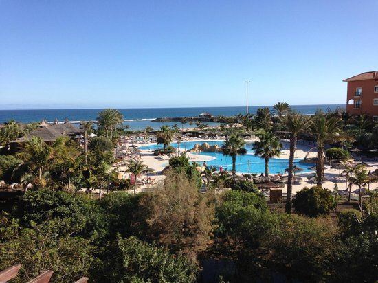 Sheraton Fuerteventura Beach, Golf & Spa Resort: view from our junior suite.