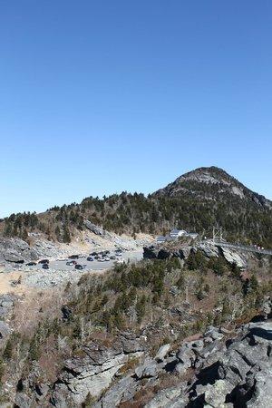 Grandfather Mountain: Top of the Mountain