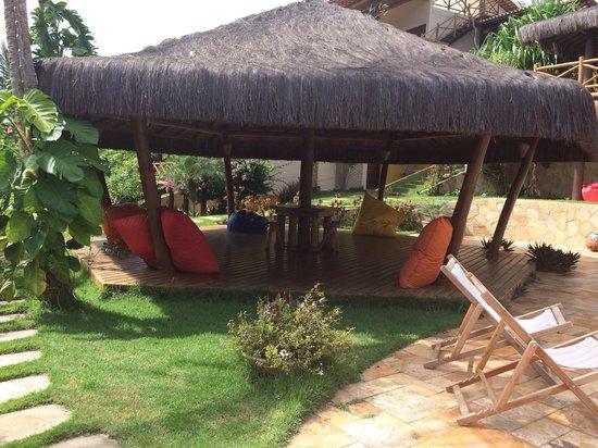 Condominio Residencial Pipa Park: Coin WiFi