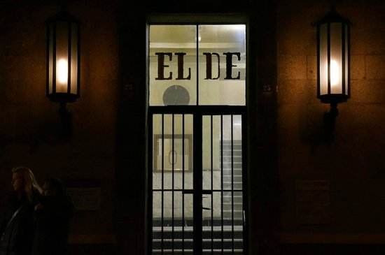 National Socialism Documentation Center : Der Eingang zum EL-DE Haus