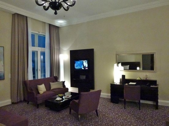 Hotel Atlantic Kempinski Hamburg: Zimmer