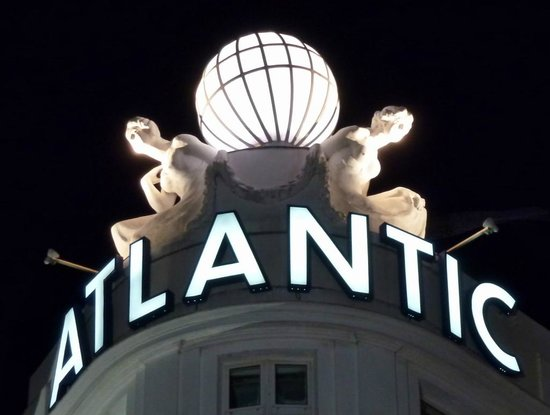 Hotel Atlantic Kempinski Hamburg: Das Markenzeichen