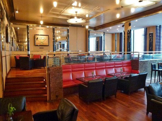 Hotel Atlantic Kempinski Hamburg: Bar