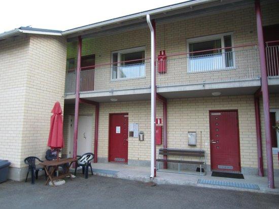 Hostel Mansikkala: хостел снаружи