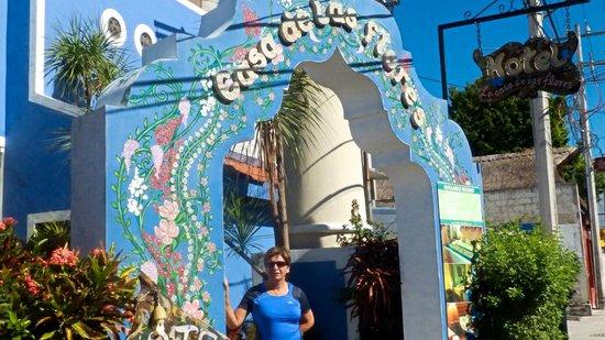 Hotel Casa de las Flores Playa del Carmen: entrata