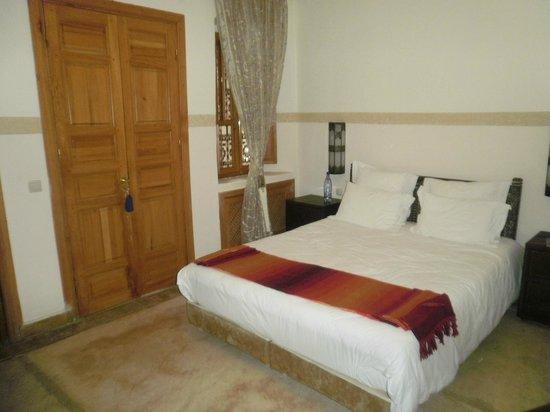 Riad RK: Notre Chambre
