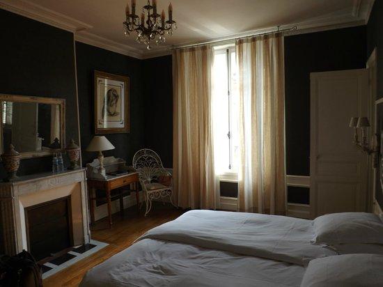 """Maison d'hotes Les Telliers : La chambre """"Jumeaux"""""""