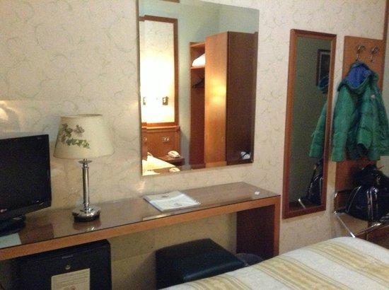 Eco-Hotel La Residenza: комната