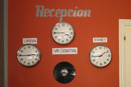Pension Goiko: Kitchen, commonroom, WIFI and fun!