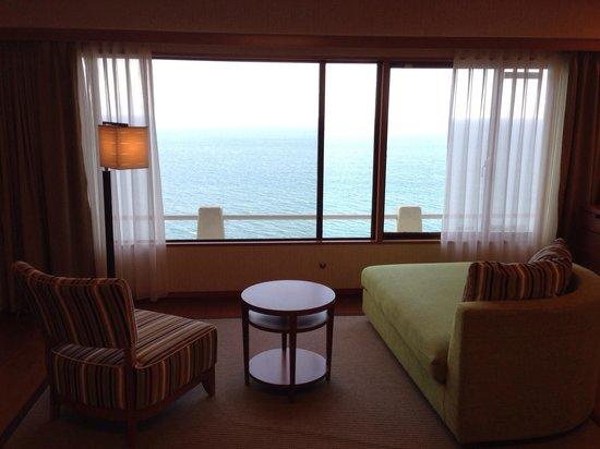Yaizu Grand Hotel: 部屋