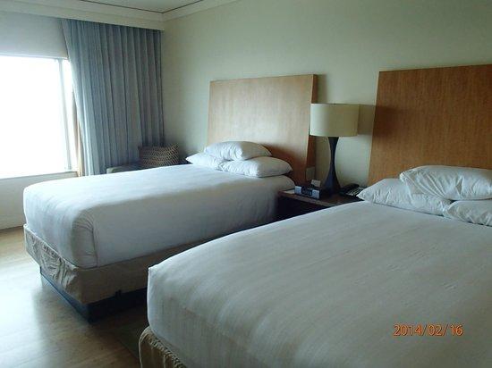 Hyatt Regency Trinidad : Very comfortable bed