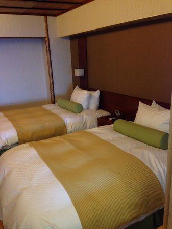 Yaizu Grand Hotel: ベッドルーム