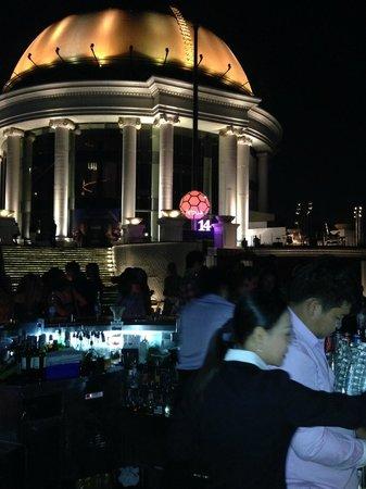 Tower Club at Lebua: lebua