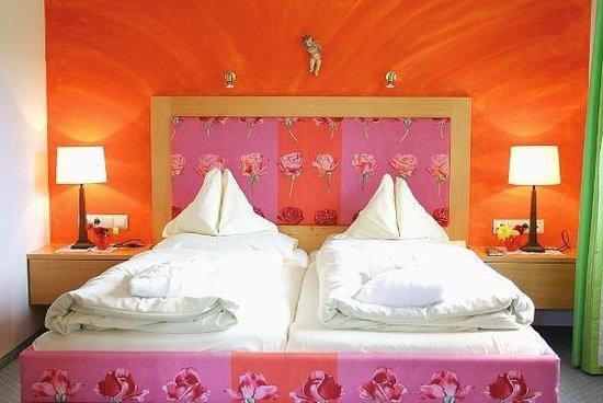 Hotel Schmelzhof: Jedes Zimmer ist ein Unikat