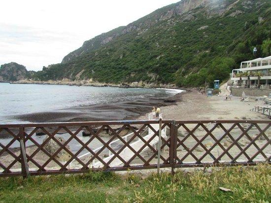 Ithea Suites Hotel: Spiaggia