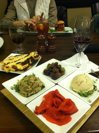 DoubleTree by Hilton Hotel Wilmington : Wonderful meal!