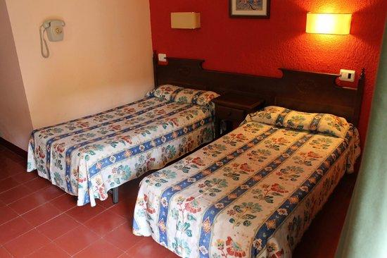 Hotel Mercedes : Двухместный номер