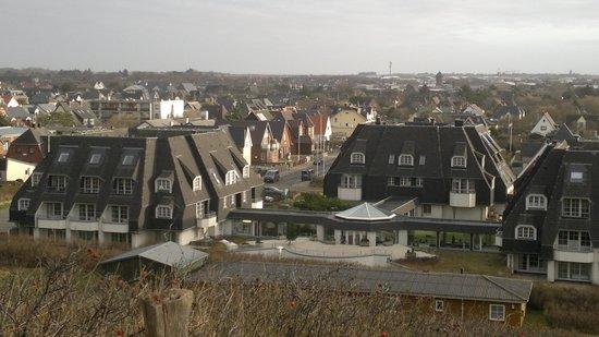 Dorint Strandresort & Spa Sylt-Westerland: Lage Dorint am Rande der Dünen