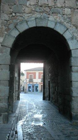 Las Murallas de Ávila: Вход в исторический центр