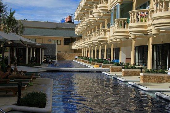 Henann Garden Resort : отель