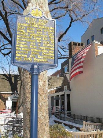 Betsy Ross House: Landmaker