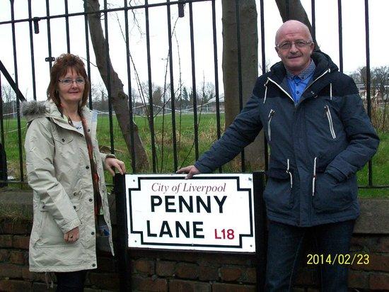Jackie Spencer - BeatleGuide: PENNY LANE