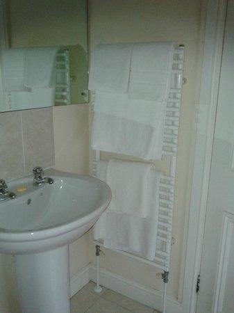 The Carpenters Arms : Bathroom